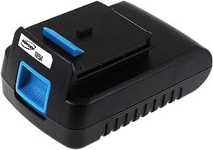 Powery Batería para Black&Decker Taladro HP148F4L 2000mAh