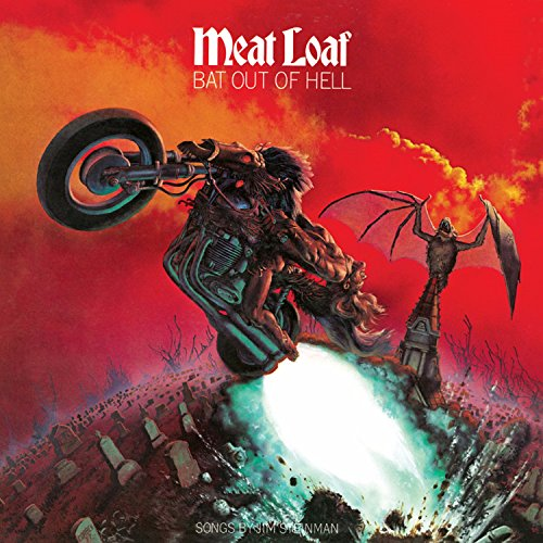 Bat Out Of Hell (180 Gram Audiophile Translucent Red Vinyl/40th Anniversary Limited Edition/Gatefold Cover)