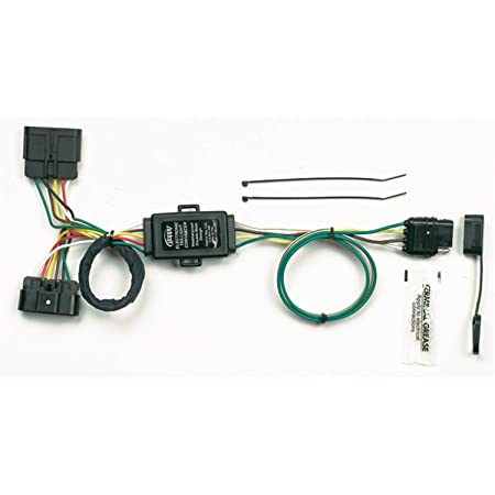Replaces 89018331, 15218254,15306189, PT1346, 15-80521 APDTY 084545 Blower Motor Switch Resistor Kit w//Wiring Harness Pigtail Connector Fits 2004-2008 Chevrolet Colorado or GMC Canyon 2003-2006 SSR