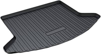 Kaungka Cargo Liner Rear Cargo Mat Tray Trunk Floor Mat Waterproof Protector for 2017 2018 Mazda CX-5
