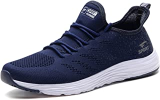 AZOOKEN Hommes Femme Chaussures de Sports Course Sneakers Fitness Gym athl/étique Basket Mode Outdoor Casual 35-46