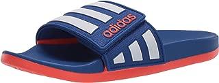 adidas Kids' Adilette Comfort Adj K Slide Sandal