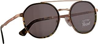 Persol 2456-S Sunglasses Copper w/Grey Lens 53mm 1080R5 PO 2456S PO2456S PO2456-S