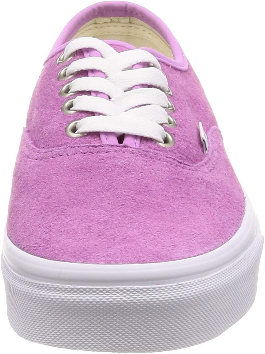 Vans Authentic Sneakers voor dames Purple Violett Weiß Violett Weiß