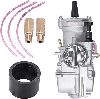 Zreneyfex Carburetor for Yamaha DT 100 125 175 250 YT175 YZ100 YZ125 Honda CR80 CR85R CR125 NSR50 NSR80 NSR125 Suzuki RM65 RM80 RM85 RM85L Kawasaki KX80 KX100 KX125 KTM 65SX KTM 85