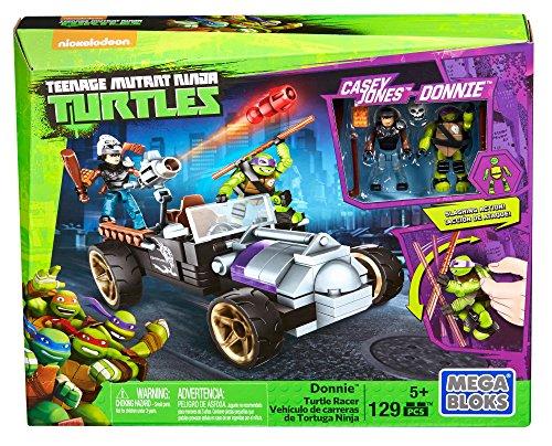 Mega Bloks: Vehículos de Carreras Tortugas