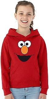 Elmo Face Youth Kids Hoodie