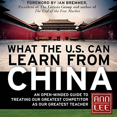 What the U.S. Can Learn from China audiobook cover art