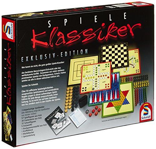 Schmidt 49120 - Spielesammlung Klassiker - [Importato da Germania]