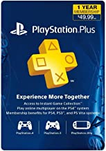 PlayStation PLUS 1 YEAR (12 Month)Gamecard PSN PS3 PS4 VITANEW