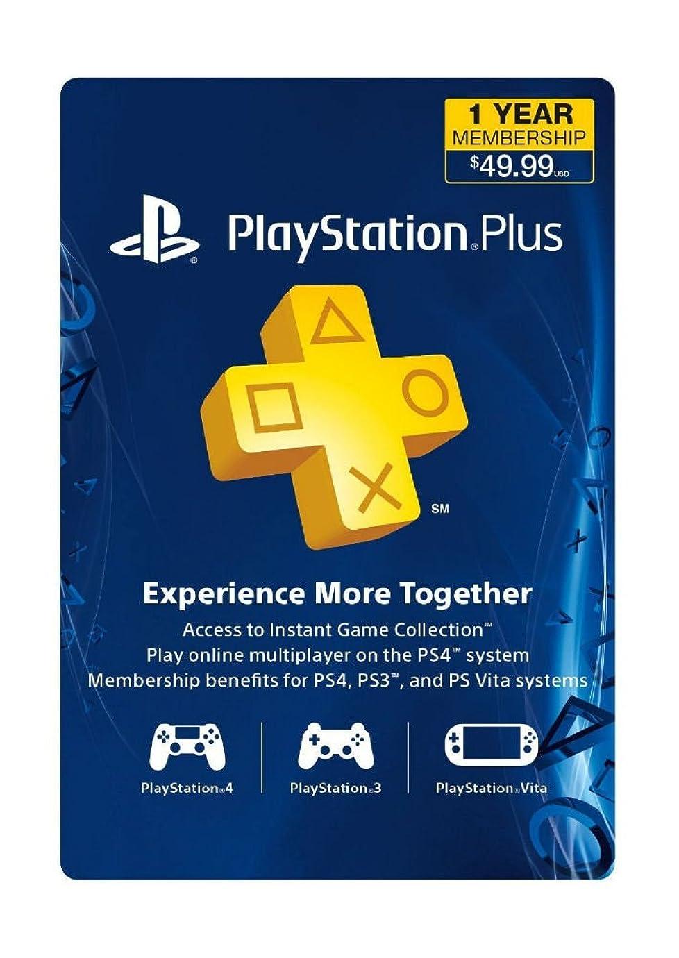 絶望的なレディ恨みPlaystation Plus 1年( 12月) Gamecard PSN ps3?ps4?vitanew