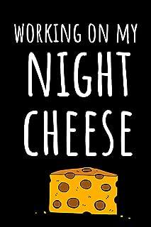 Working on my night cheese - Notebook - Journal - Fan Merch