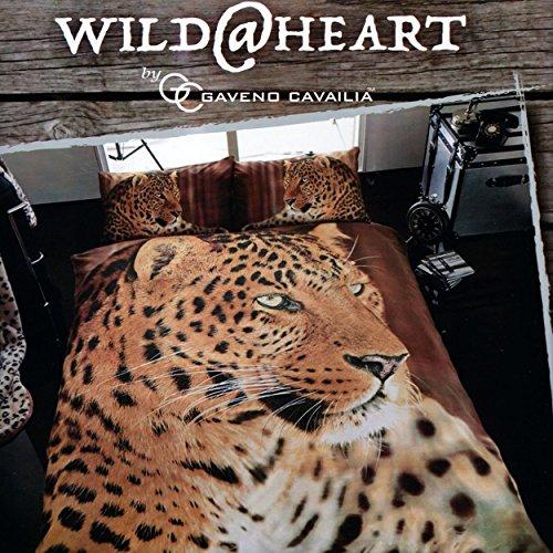 Gaveno Cavailia Premium colección 3D Leopardo, Multicolor, Matrimonio