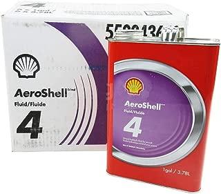 AeroShell Fluid 4 Mineral Hydraulic Oil - Gallon Can
