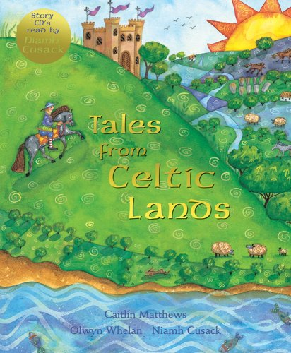 Tales from Celtic Lands HC w 2 CDs