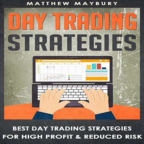 Day Trading: Strategies audiobook cover art