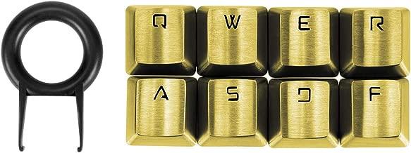 gold wasd keycaps