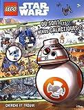Où sont les héros galactiques ? Lego Star Wars