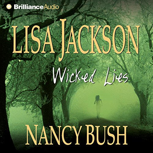 Wicked Lies audiobook cover art