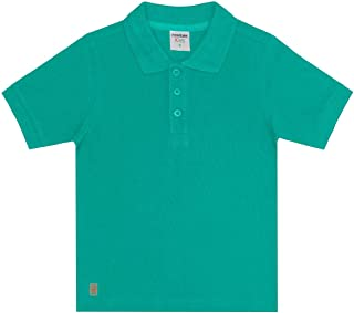 Camisa Polo Infantil Rovitex Kids Masculino