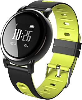 YZY Pulsera Actividad, Rastreador de Actividad a Prueba de Agua IP67 con podómetro y Monitor de sueño, Reloj de Pulsera Health Smart para Mujeres y Hombres
