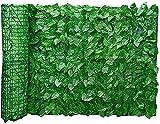 wsbdking Cerca telescópica Ajustable Artificial Hoja de jardín Edificio Decoración de celosía Decoración extendida Cerca de paisajismo de Madera (Color: estilo1 43x20cm) (Color : Style3 0.5x1m)
