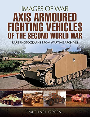 Axis Armoured Fighting Vehicles of the Second World War