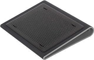 Targus Laptop Kühler Cooling Pad mit 2 Ventilatoren für Notebooks bis 17', ergonomischer und komfortabler belüfteter Laptop Ständer – Schwarz, AWE55GL