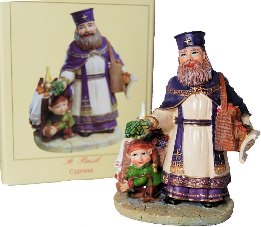 St wholesale Basil Cypress Ranking TOP19 Santa Figurine