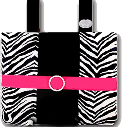 eaa6966d05c Zebra Party Animal - Spectacular Animal Print, Functional Walker Bag with  Bling