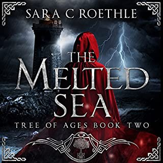 The Melted Sea     The Tree of Ages Series, Book 2              Written by:                                                                                                                                 Sara C. Roethle                               Narrated by:                                                                                                                                 Hollie Jackson                      Length: 8 hrs and 28 mins     Not rated yet     Overall 0.0