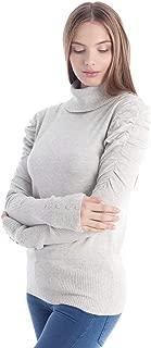 Best mock neck cream sweater Reviews