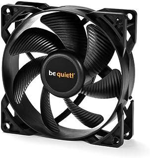 be quiet! Pure Wings 2 Ventilateur de Boîtier 92 mm, 12V, Noir