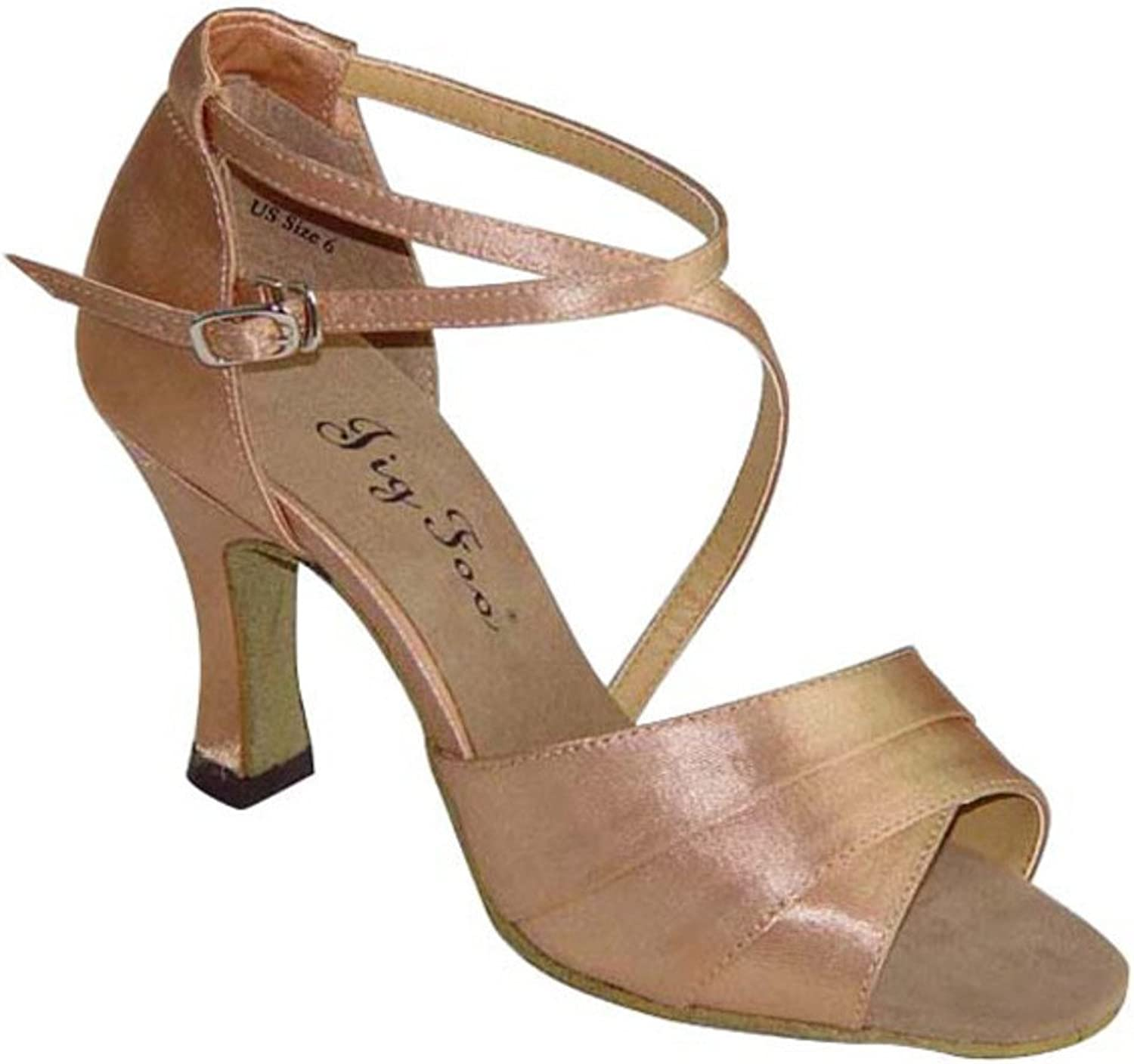 SPLNWTFHCNWPCB Ladies Latin Dance shoes for Adults Soft Sole Non-Slip Dance shoes Dancing shoes