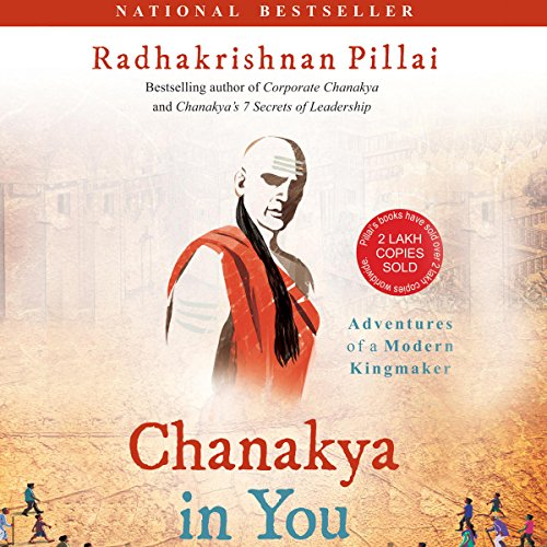 Chanakya in You audiobook cover art
