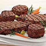 Welcome to Kansas City Sampler Steak Set - 2 Filet Mignon and 2 Strip Steaks from Kansas City Steaks