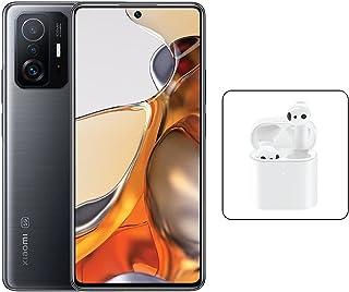 Xiaomi 11T Pro Dual SIM Amoled DotDisplay Meteorite Gray 8GB RAM 256GB 5G + Mi True Wireless Earphones 2S
