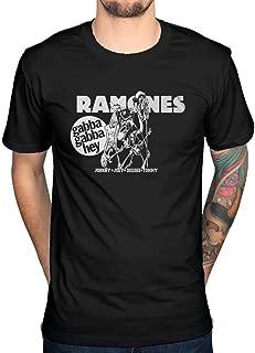Official Ramones Gabba Hey Cartoon T-Shirt