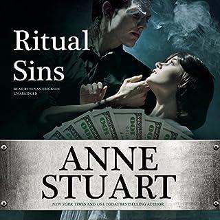 Ritual Sins audiobook cover art