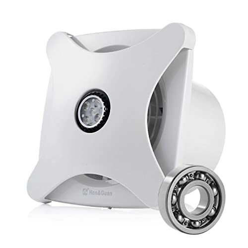 Shower Extractor Fan With Light Amazon Co Uk