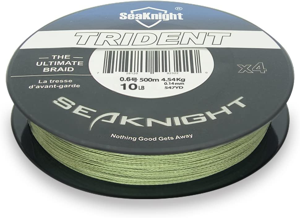 Enature Braided Fishing Line - Abr Superpower safety Fly line Max 84% OFF