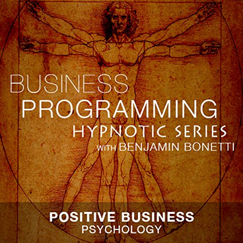 Positive Business Psychology audiobook cover art
