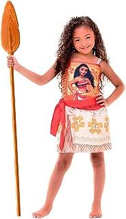 Regina 107989.1, Fantasia Princesa Moana Personagem, Multicor