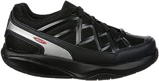 MBT USA Inc Men's Sport 3 Comfort Width Black Walking Sneakers 700815-03Y Size 8-8.5