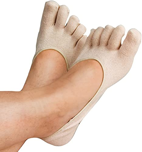 lowest Therapeutic lowest high quality Invisible GEL TOE SOCKS online sale