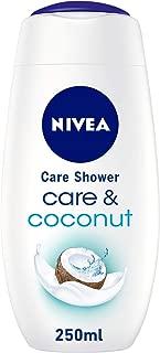 NIVEA, Shower Cream, Indulging Care, Care & Coconut, 250ml