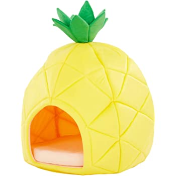 YML Pineapple Yellow Pet Bed
