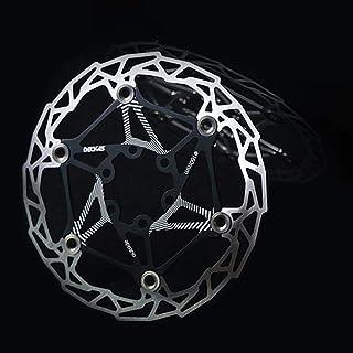 Wovemster Freno de disco ultraligero de bicicleta de 160 mm Sistema de frenos de disco Diseño
