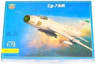 モデルスビット No.72001 1/72 スホーイ Su-7BM フィッター 戦闘爆撃機 MODELSVIT Су-7БM