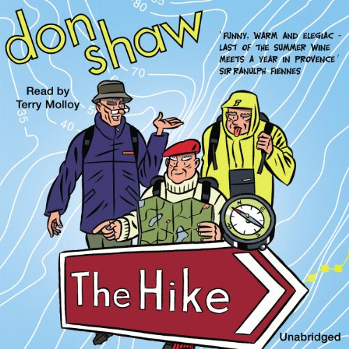 The Hike audiobook cover art